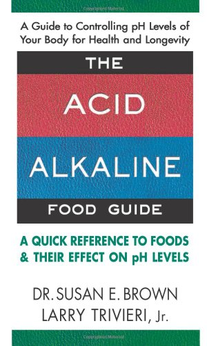 The Acid-Alkaline Food Guide: A Quick Reference to Foods & Their Effect on pH Levels