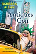Antiques Con by Barbara Allan