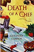 Death of a Chef by Alexander Campion