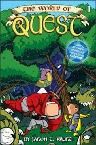 The World of Quest Volume 1 cover