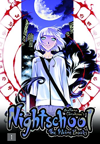 Nightschool Book 1 cover