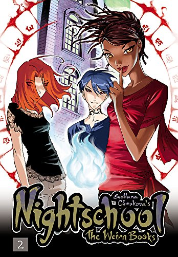Nightschool Book 2 cover