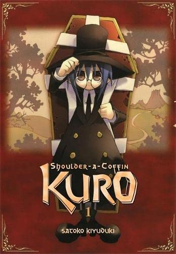 Shoulder-a-Coffin Kuro Book 1 cover