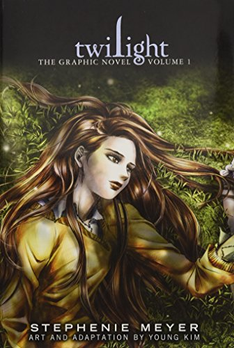 Twilight: The Graphic Novel cover