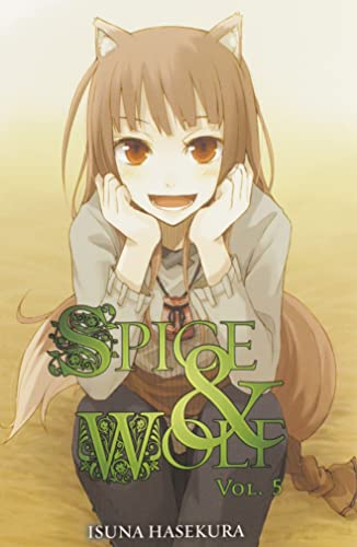 Spice and Wolf, Vol. 5