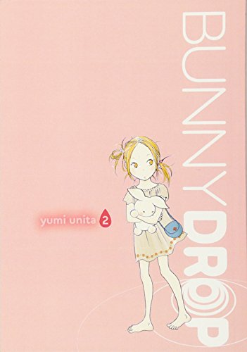 Bunny Drop Book 2 cover