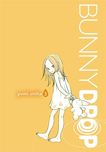 Bunny Drop Book 3 cover