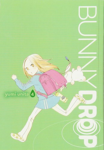 Bunny Drop Book 4 cover