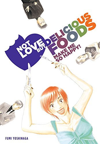 Not Love But Delicious Foods cover