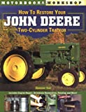How T0 Restore Your John Deere 2-Cylinder Tractor