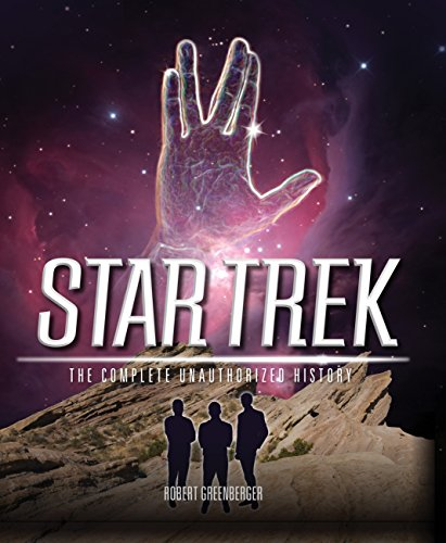 Star Trek: The Complete Unauthorized History cover