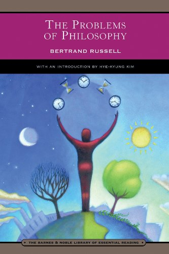 The Problems of Philosophy (Barnes & Noble Library of Essential Reading), Russell, Bertrand