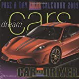 Dream Cars Page-A-Day Calendar: 2009