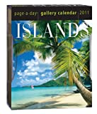 Buy Islands Gallery 2011 Page-A-Day Calendar
