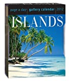 Buy Islands Gallery 2012 Page-A-Day Calendar