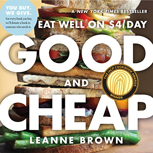 Good and Cheap: Eat Well on $4/Day Book Cover Picture
