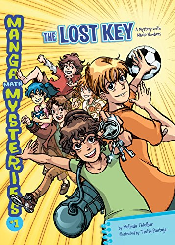 The Lost Key: A Mystery With Whole Numbers cover