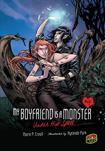 My Boyfriend Is a Monster: Under His Spell cover