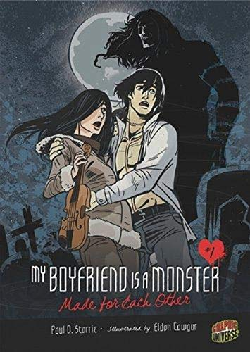 My Boyfriend Is a Monster: Made for Each Other cover