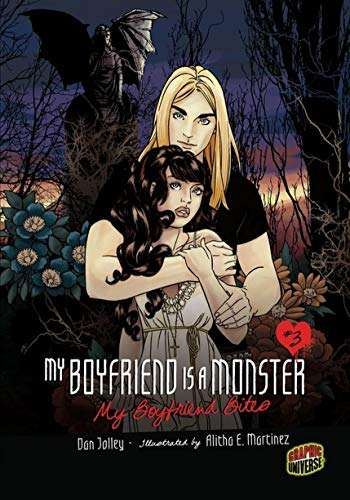 My Boyfriend Is a Monster: My Boyfriend Bites cover