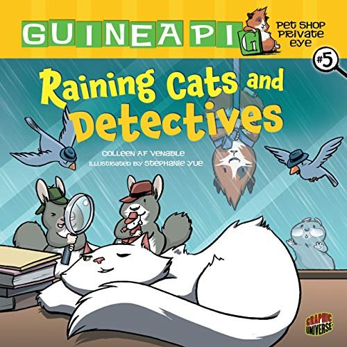 Raining Cats and Detectives cover