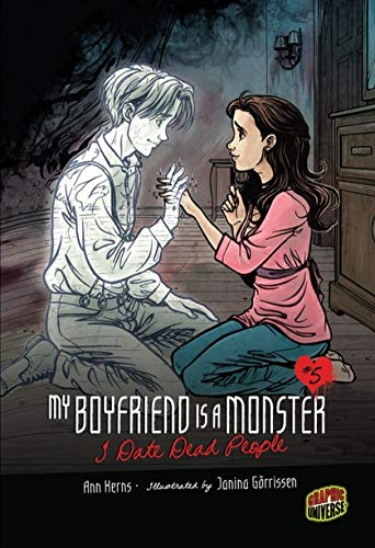My Boyfriend Is a Monster: I Date Dead People cover
