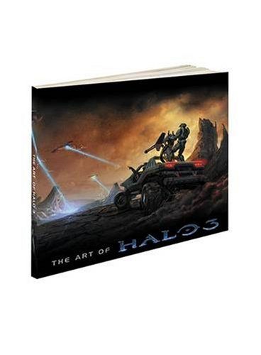 The Art of Halo 3: Prima Official Art Book