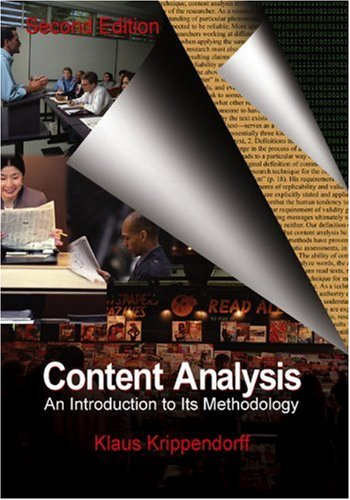 what is content analysis pdf
