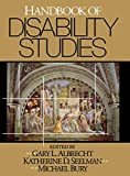 The Handbook of Disability Studies