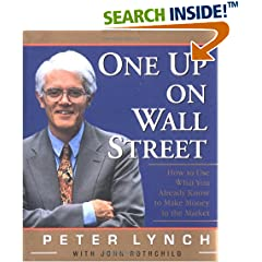 One up on Wall Street: How to Use What You Already Know To Make Money in the Market, Miniature Edition