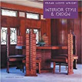 Frank Lloyd Wright Interior Style & Design book cover
