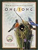One Song: A New Illuminated Rumi, Green, Michael