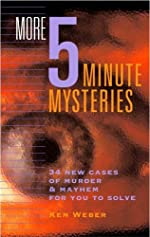 More Five Minute Mysteries