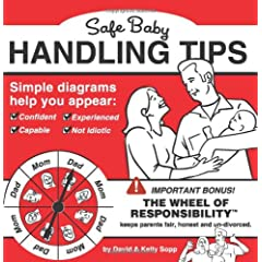 Safe Baby Handling Tips, by David and Kelly Sopp