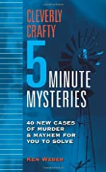 Cleverly Crafty Five Minute Mysteries