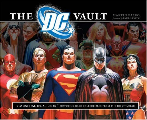 The DC Vault cover