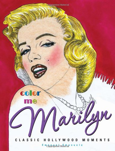 Color Me Marilyn: Classic Hollywood Moments