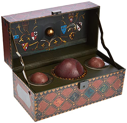 Harry Potter: Collectible Quidditch Set - Running Press