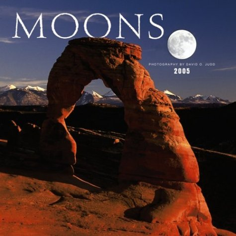 Moons 2005 Calendar Browntrout Publishers