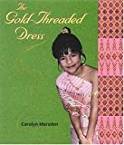 Gold-Threaded Dress