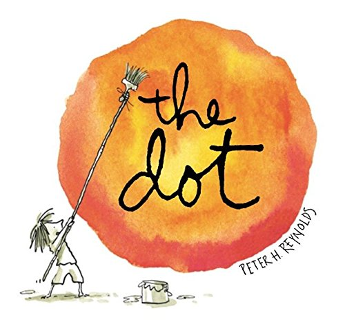 The Dot - Peter H. ReynoldsPeter H. Reynolds