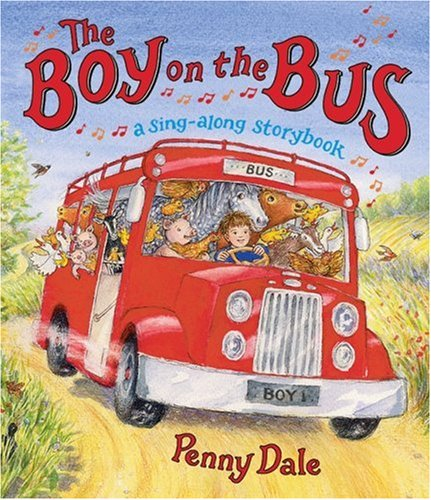 The Boy on the Bus, by Penny Dale
