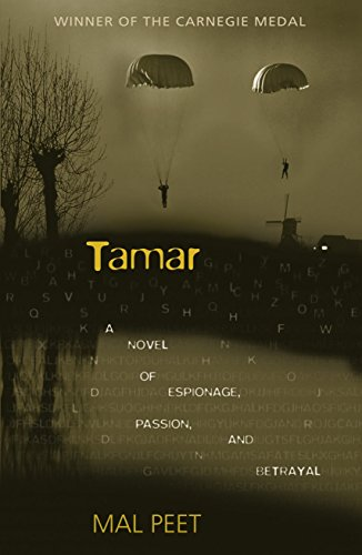Tamar: A Novel of Espionage, Passion, and Betrayal, Peet, Mal