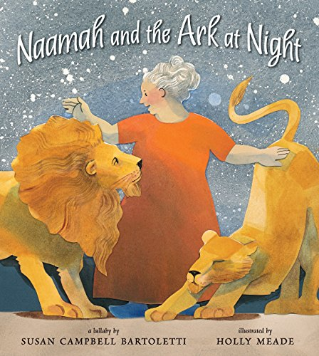 [Naamah and the Ark at Night]