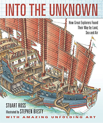 [Into the Unknown: How Great Explorers Found Their Way by Land, Sea, and Air]