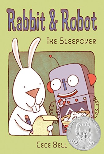 [Rabbit & Robot: The Sleepover]