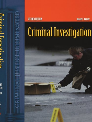 the principle's to a criminal investigation The chapter mentions five elements that are viewed as significant in the management of criminal investigations, they are: the initial investigation, case screening, management of the ongoing investigation, police-prosecutor relations, and continuous monitoring of the investigative process.