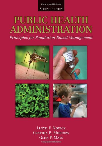 PUBLIC HEALTH ADMINISTRATION, 2ED