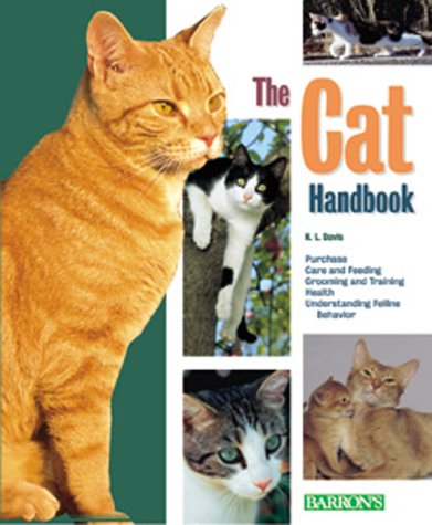 Cat Handbook, The (Barron's Pet Handbooks), Davis, K.L.