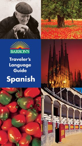 Barron's Traveler's Language Guide -- Spanish